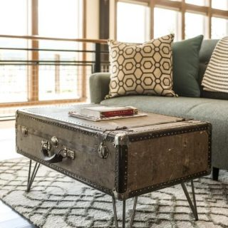 Upcycle - old suitcase