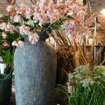 potterie PTMD en bloemen