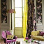 tranformeer je interieur met stoffen, behang, gordijnen van Designers Guild
