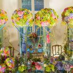 bloemcreaties, feestdecoratie