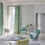 Interieur Designers Guild, stoffen, gordijnen en behang