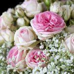 bloemen, boeketten, bruidswerk